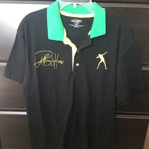 Other - Jamaica Usain Bolt Limited edition Mens Polo shirt